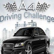 Audi A4 Driving Challenge – фото обложки игры