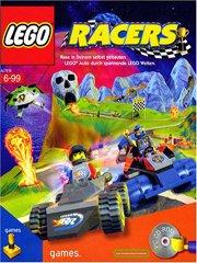 Обложка LEGO Racers