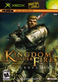 Обложка Kingdom Under Fire: The Crusaders