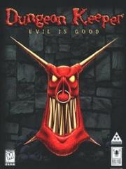 Обложка Dungeon Keeper