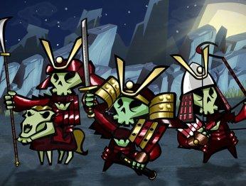 Рецензия на Skulls of the Shogun