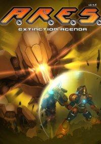 Обложка A.R.E.S.: Extinction Agenda