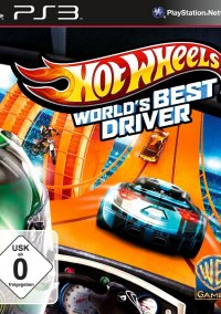Обложка Hot Wheels: World's Best Drive