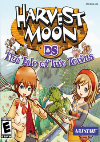 Harvest Moon: The Tale of Two Towns – фото обложки игры