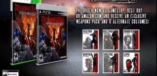 Resident Evil: Operation Raccoon City. Видео #7