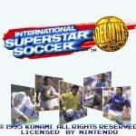 Скриншот International Superstar Soccer Deluxe – Изображение 1