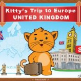 Скриншот Kitty's Trip to Europe: United Kingdom