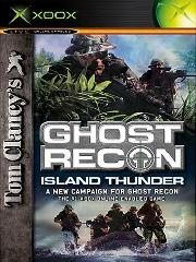 Обложка Tom Clancy's Ghost Recon: Island Thunder
