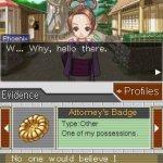 Скриншот Phoenix Wright: Ace Attorney - Justice for All – Изображение 1