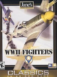 WWII Fighters – фото обложки игры