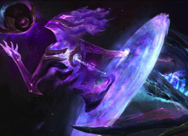 Темная Звезда. Как выглядит конец света поверсии League ofLegends