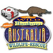 Обложка Wild Thornberrys Australian Wildlife Rescue