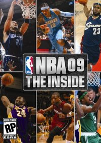 Обложка NBA 09 The Inside