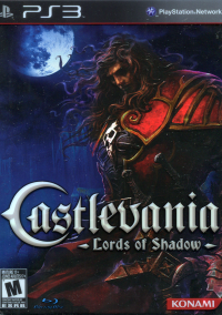 Обложка Castlevania: Lords of Shadow Collector's Edition