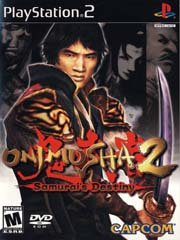Обложка Onimusha 2: Samurai's Destiny