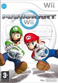Обложка Mario Kart Wii