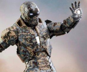Таким Железного человека вы не видели: фигурка военной брони Mark 23