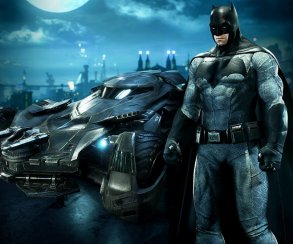 Новый Бэтмобиль для Batman: Arkham Knight стал бесплатным в PSN и XBL