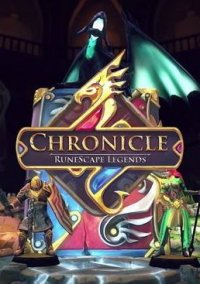 Обложка Chronicle: RuneScape Legends