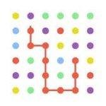 Скриншот Dots: A Game About Connecting – Изображение 2