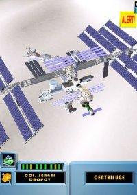 Обложка SpaceStationSim