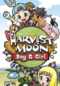 Обложка Harvest Moon: Boy & Girl