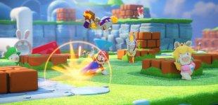 Mario+Rabbids: Kingdom Battle. Демонстрация кооперативного режима