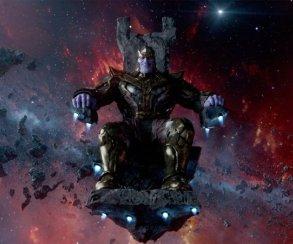 Танос дает пощам героям «Войны Бесконечности» вфанатском тизере