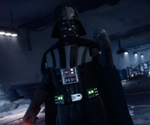 SW Battlefront дает поиграть за Дарта Вейдера в процессе установки