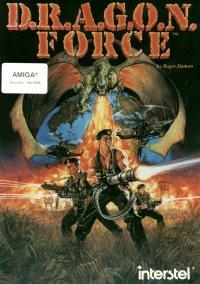 Обложка D.R.A.G.O.N. Force