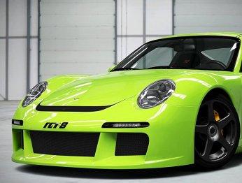 6 игровых ролей Porsche 911