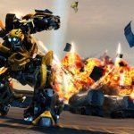Скриншот Transformers: Revenge of the Fallen - The Game – Изображение 11