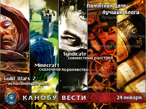Канобу-вести (24.01.2012)