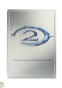 Обложка Halo 2 Limited Collector's Edition