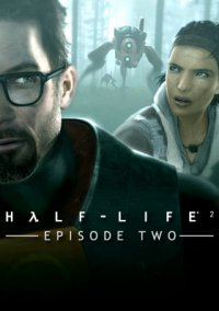 Обложка Half-Life 2: Episode Two