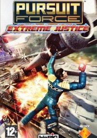Обложка Pursuit Force Extreme Justice