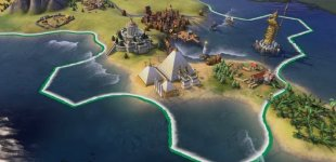 Sid Meier's Civilization VI. Нации в игре: Китай