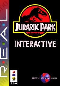 Обложка Jurassic Park Interactive