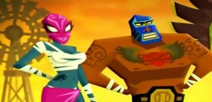 Guacamelee! Gold Edition. Видео #2