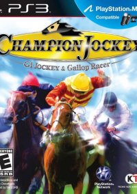 Champion Jockey: G1 Jockey & Gallop Racer – фото обложки игры