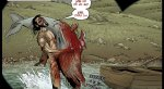 Монстры «Секретных материалов» и их аналоги из супергеройских комиксов - Изображение 25