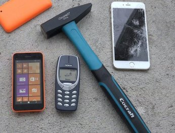 Nokia 6 не дает покоя слава Nokia 3310