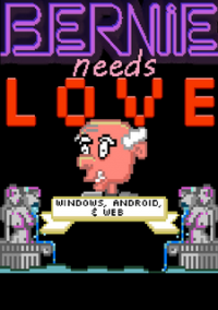 Обложка Bernie Needs Love