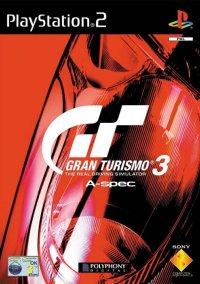 Обложка Gran Turismo 3