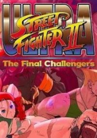 Ultra Street Fighter II: The Final Challengers – фото обложки игры