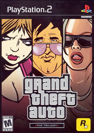 Обложка Grand Theft Auto: The Trilogy