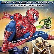 Обложка Spider-Man: Friend or Foe