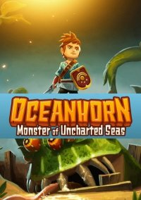 Обложка Oceanhorn: Monster of Uncharted Seas