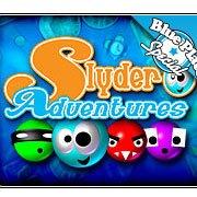 Обложка Slyder Adventures