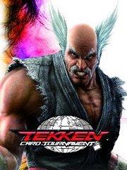 Обложка Tekken Card Tournament
